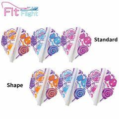 """""""Fit Flight"""" COSMO DARTS Juggler Queen Candy [Standard/Shape]"""