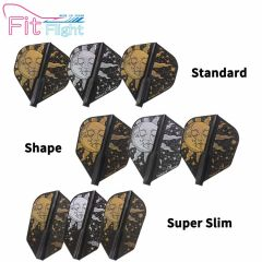 """Fit Flight"" Printed Series MOON and SUN [Standard/Shape/Super Slim]"