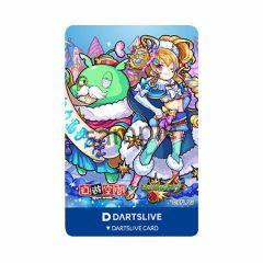 """Limited"" DARTSLIVE CARD Monster Strike Nostradamus"