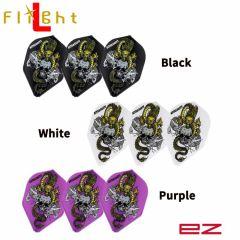 """""""Flight-L"""" DYNASTY EZ RYUKI ver.2 森窪龍己 (Ryuki Morikubo) Model [Black/White/Purple]"""