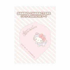 """DARTSLIVE"" Sanrio Characters Flight & Theme"