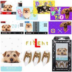 """""""DARTSLIVE"""" L-Flight PRO Special Pack CARD [Dog(狗)]"""
