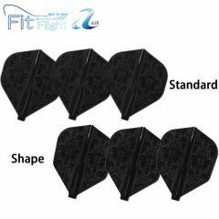 """Fit Flight AIR"" Printed Series STEALTH [Standard/Shape]"
