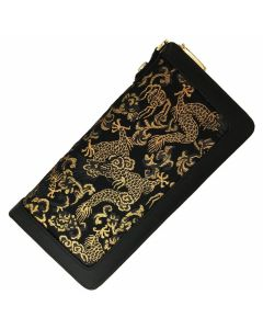 """""""Limited"""" """"CAMEO"""" LONG Wallet 金龍(Gold Dragon)"""
