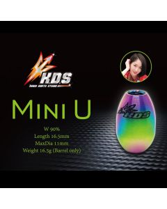 """K.D.S"" K Series Mini U 林吟(Una Lin) Model (With her original DARTSLIVE card) [2BA]"