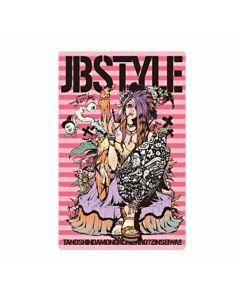 """""""Limited"""" JBstyle DARTSLIVE card 19"""