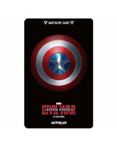"""Limited"" Discontinued DARTSLIVE card  Civil War campaign"