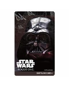 """Limited""  STAR WARS rogue one DARTSLIVE card B-01"