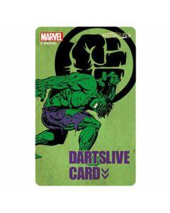 """""""Limited"""" MARVEL HEROS DARTSLIVE CARD ④"""