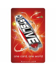 """""""Limited"""" Discontinued DARTSLIVE card #20-07"""