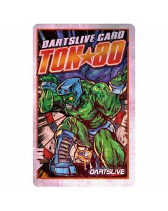 """""""Limited"""" Discontinued DARTSLIVE card #22-03"""
