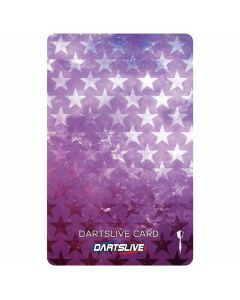 """""""Limited"""" Discontinued DARTSLIVE card #22-08"""