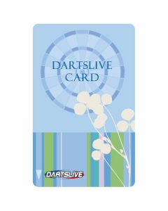"""Limited"" Discontinued DARTSLIVE card #26-11"