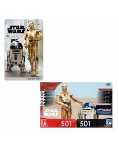 """Card""  STAR WARS Special DARTSLIVE card DROIDS"