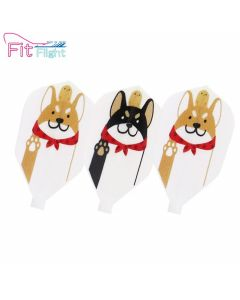 """Fit Flight"" DCRAFT 柴犬(Dog) [Shape]"