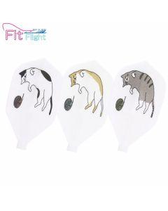 """""""Fit Flight"""" DCRAFT 貓咪(Cat) [Shape]"""
