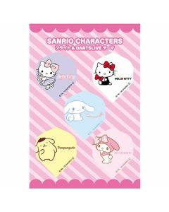 """Dartslive"" Sanrio Characters Flight Set (with Limited DARTSLIVE theme)"