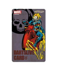 """""""Limited"""" Discontinued MARVEL HEROS DARTSLIVE CARD ⑥"""