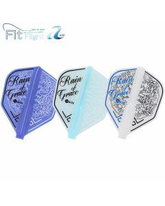 """Fit Flight AIR"" COSMO DARTS x Darts HiVe MIX ver.2 梁雨恩(Cathy Leung) Model"