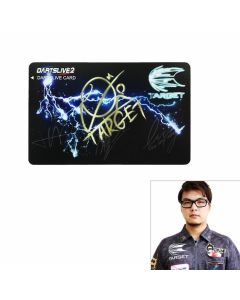"""Limited"" ""Card"" TARGET GHOST Limited DARTSLIVE card 野毛駿平(Shunpei Noge)"