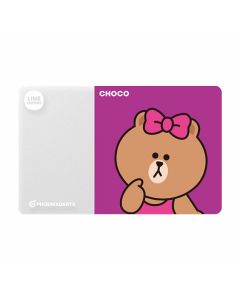 """Card"" PHOENicA LINE Friends Phoenix Card Choco"