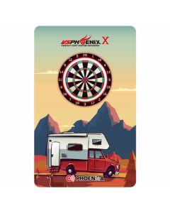 """Card"" Phoenix Card 2018047"