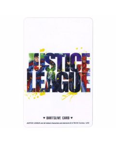 """Card"" JUSTICE LEAGUE DARTSLIVE CARD No.10"