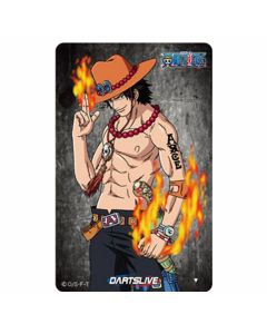 """Limited"" ONE PIECE DARTSLIVE card No.4 (Ace)"