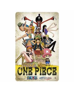 """Limited"" ONE PIECE DARTSLIVE card No.5 (Straw Hat Pirates)"