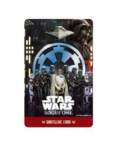 """Card""  STAR WARS rogue one DARTSLIVE card A-02"