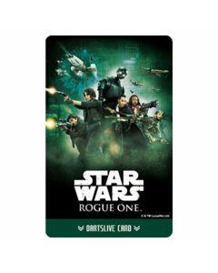 """Card""  STAR WARS rogue one DARTSLIVE card A-03"
