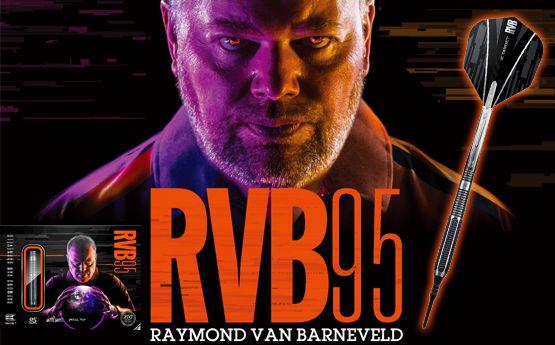 TARGET RVB 95 Raymond van Barneveld model